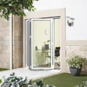 External Folding Sliding Doorsets