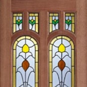 Adoorable Hardwood Double Glazed