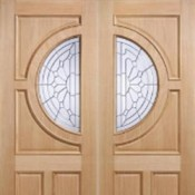 Adoorable Oak Double Glazed Pairs